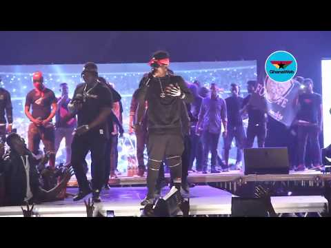 Highlights: Shatta Wale's performance at S concert