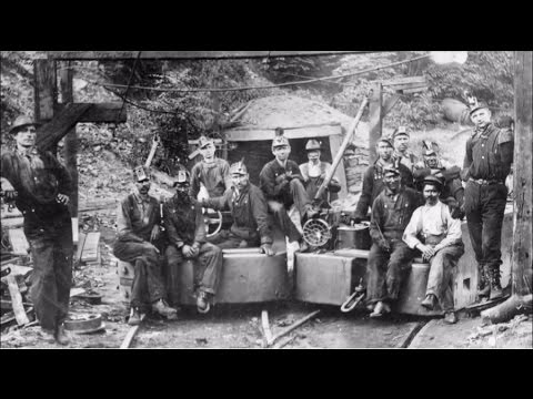 History Of Coal In Oklahoma: Immigration