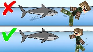 HOW TO TACKLE THE ROBLOX SHARK