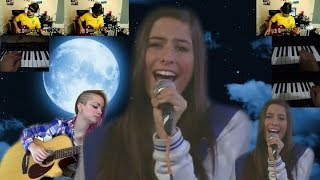 Lauren Cimorelli&Friends-Tintarella di Luna (Vocalise)