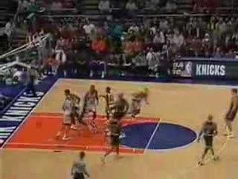 Knicks Vs Bulls 1998 Jordan S Last Game At Msg As A Bull Youtube