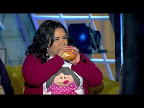 هتموت من الضحك مع شيماء سيف وهي بتاكل الكشري من الكيس😂😂😂