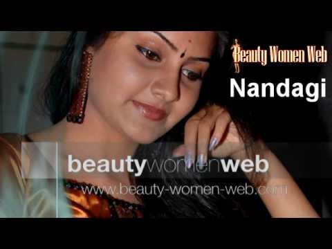 Actress Nandagi