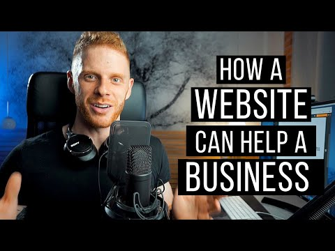 How a Website Can Help a Business