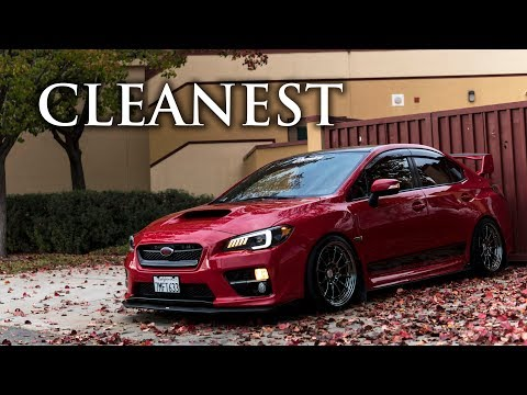 The Cleanest Subaru Of Them ALL!? | 2018