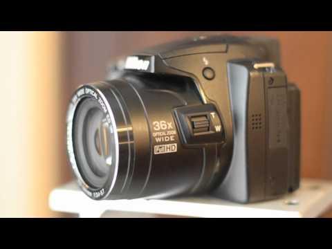 DSLR Review: Nikon P500