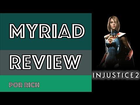 Injustice 2 - Reseña