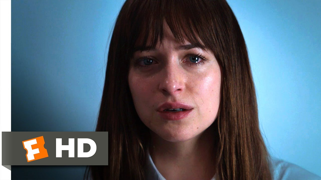 Download Fifty Shades of Grey (10/10) Movie CLIP - You Can't Love Me (2015) HD