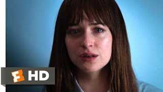 Fifty Shades Of Grey (10/10) Movie CLIP - You Can't Love Me (2015) HD
