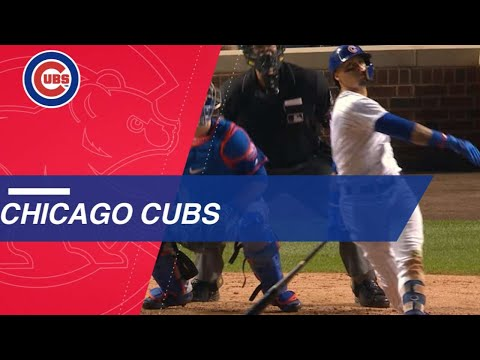 Chicago Cubs pust across 17 runners against the Mets