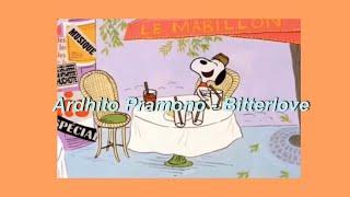 [팝송가사/해석] Ardhito Pramono - Bitterlove