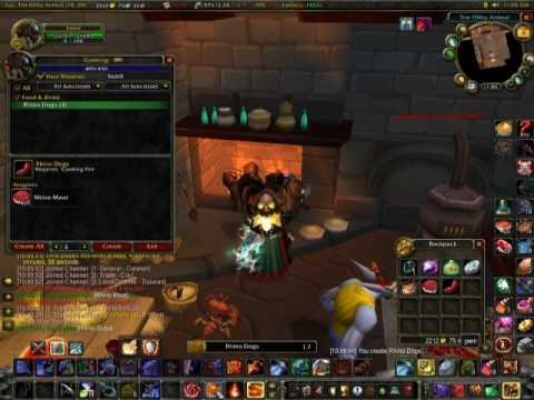 Exord Does The Dalaran Cooking Quest