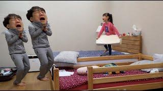 라임의 침대 방탈출 설날 웃긴영상 모음 LimeTube