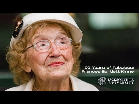 99 Years of Fabulous: Frances Bartlett Kinne