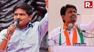 Hardik Patel To Get Congress Ticket, Alpesh Thakor To Jump Ship: Sources