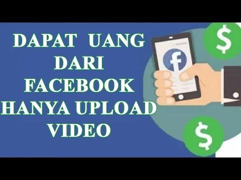 Fitur Baru Facebook - Cara Mendapatkan Uang Dari Upload Video Di Facebook