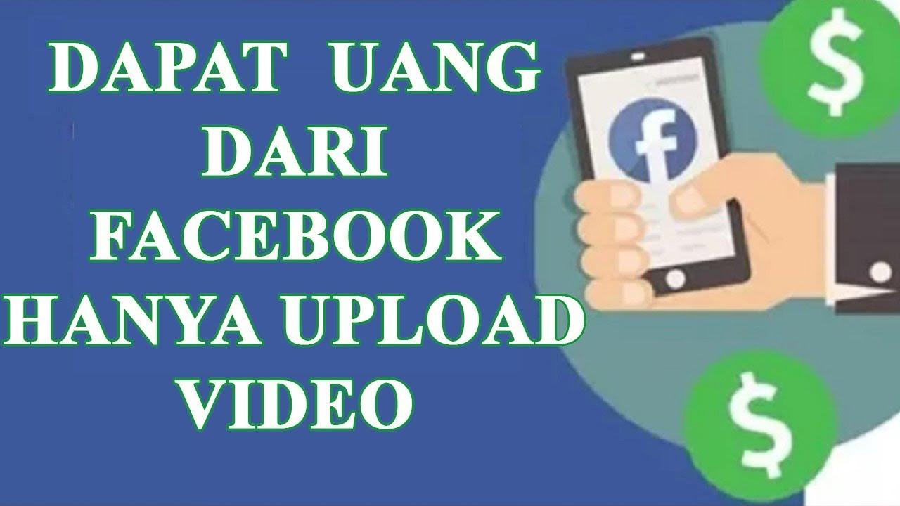 fitur baru facebook cara mendapatkan uang dari upload video di facebook