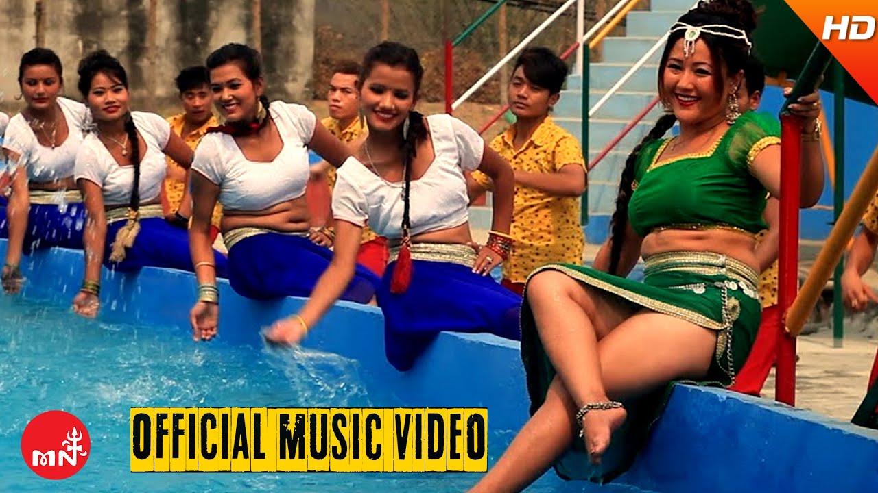 New Nepali Lok Dohori Song 2073    Phool Phuleko Dali - Balkrishna Wagle/Devi Gharti   Trisana Music