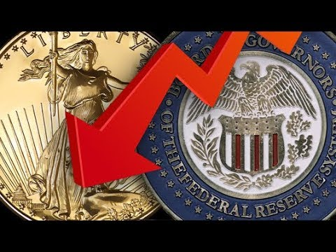 Gold & Silver Slide On Federal Reserve Statement/Inaction