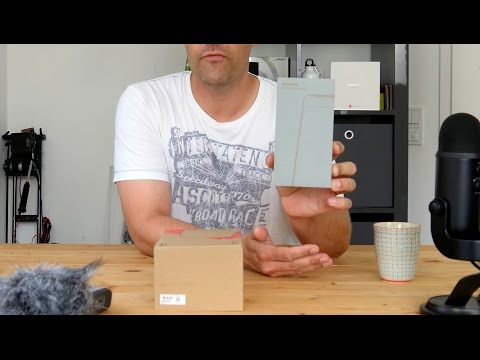 Unboxing: Vodafone Smart Platinum 7 | deutsch 🎁 techloupe