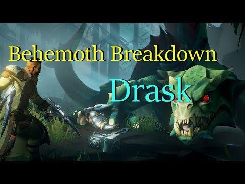 Dauntless Behemoth Breakdown: Drask