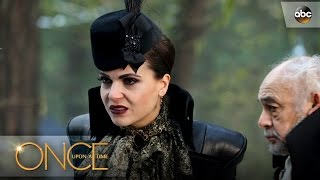 The Evil Queen Searches for Snow White - Once Upon a Time Sneak Peek