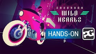 SAYONARA WILD HEARTS (iPhone / iPad) | Gameplay
