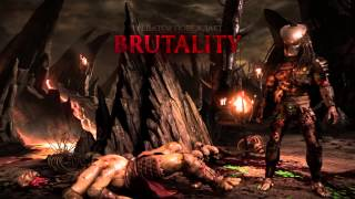 Video MKX all fatality\brutality\x-ray PREDATOR download MP3, 3GP, MP4, WEBM, AVI, FLV Februari 2018