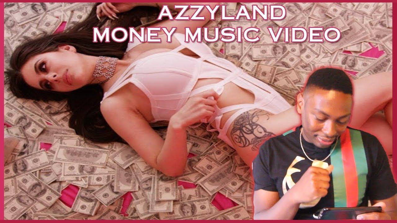 Azzyland Money Music Video Reaction Video Youtube