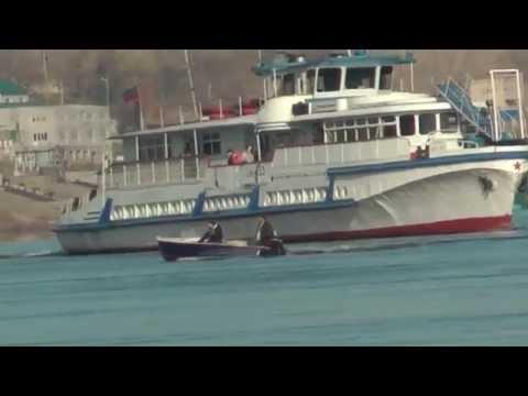 Лодка Казанка М с булями, мотор Tohatsu 9.8