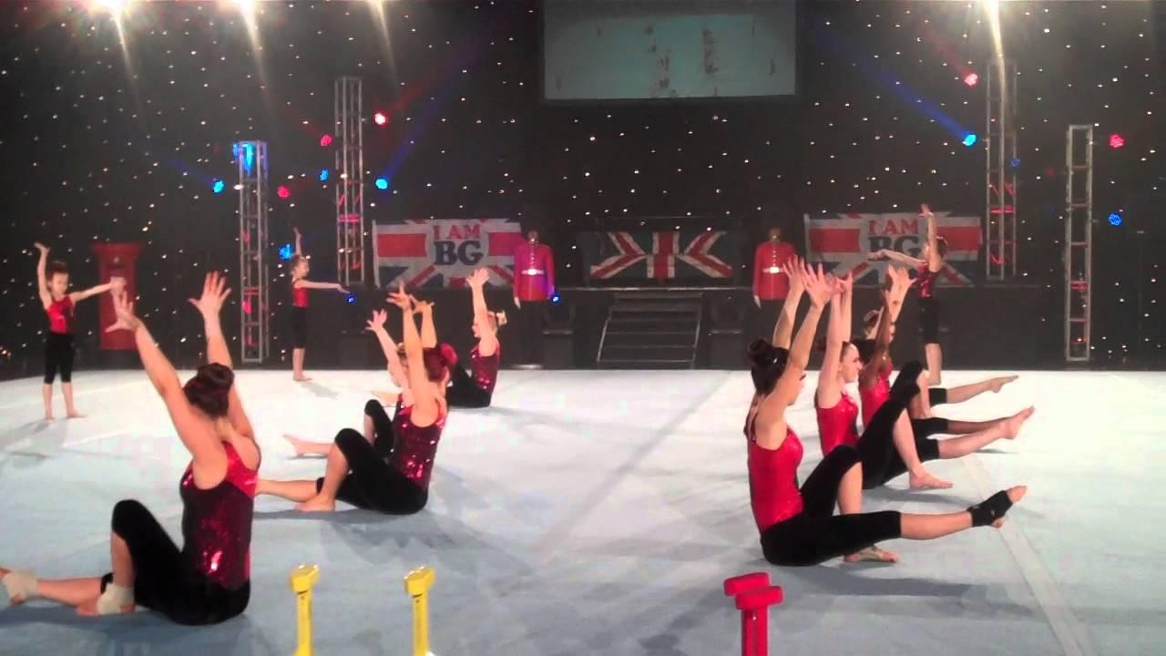 Elements Gymnastics  British Gym Fusion 10Th Marchmp4