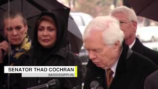 Emmett Till Tree Memorial - Senator Thad Cochran