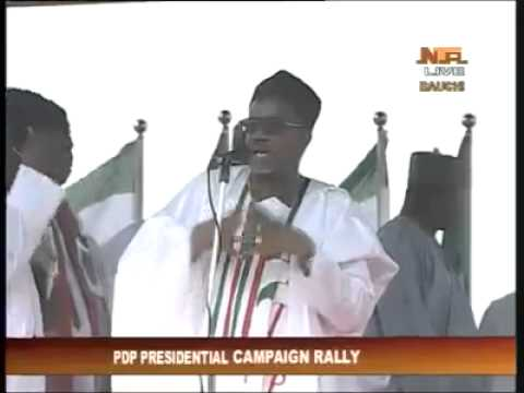 Video of PDP Campaign Stoned In Katsina and Bauchi