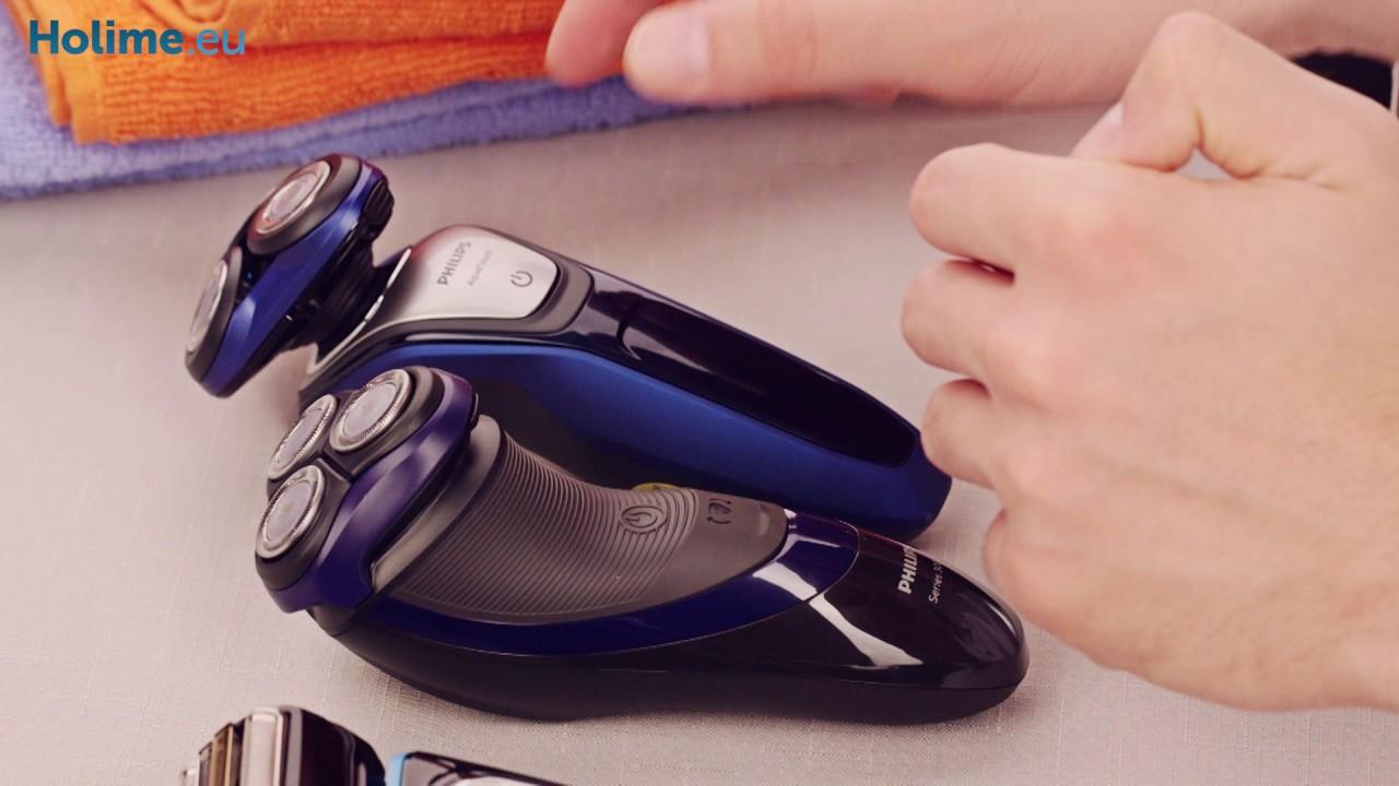 Ako vybrať elektrický holiaci strojček?