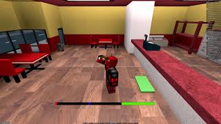 PLAYING AS DEADPOOL [THE STREETS ROBLOX GAMEPLAY]
