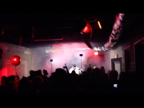 MC David J - Performing Live 2016 @The Warehouse || Atlanta, Georgia