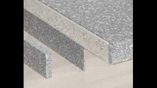9  Облицовывание торцов  наклеивание кромок. Столешницы из искусственного камня своими руками.(, 2013-08-01T12:24:29.000Z)