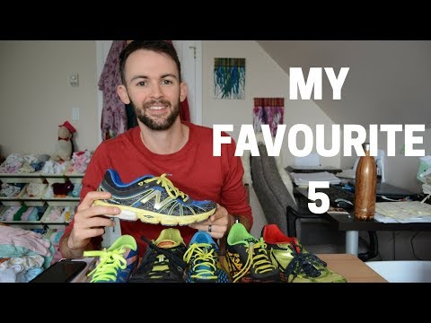 Running Shoe Review | My Top 5 Models | Asics and New Balance