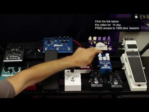 guitar effects pedal order on a pedalboard brett papa papastache youtube. Black Bedroom Furniture Sets. Home Design Ideas