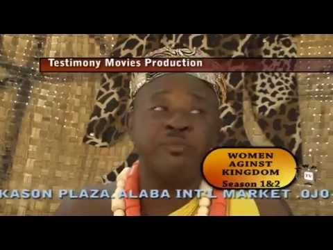 Women Against Kingdom - 2015 Latest Nollywood Movie