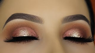 Halo Eye Makeup Tutorial - URBAN DECAY NAKED HEAT PALETTE
