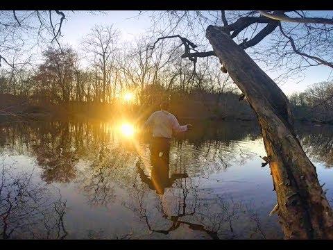 April Creek Fishing - Float & Fly