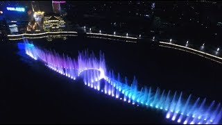 Video Chinese Cities Lightened up to Celebrate National Day download MP3, 3GP, MP4, WEBM, AVI, FLV Oktober 2017