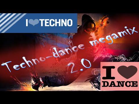 Techno Dance 90 ´s CON NOMBRES Vol  2