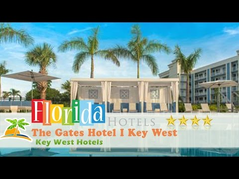 The Gates Hotel I Key West - Key West Hotels, Florida