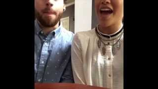 Top 6-Second Covers by Us the Duo April 2014 (125+ Vines)
