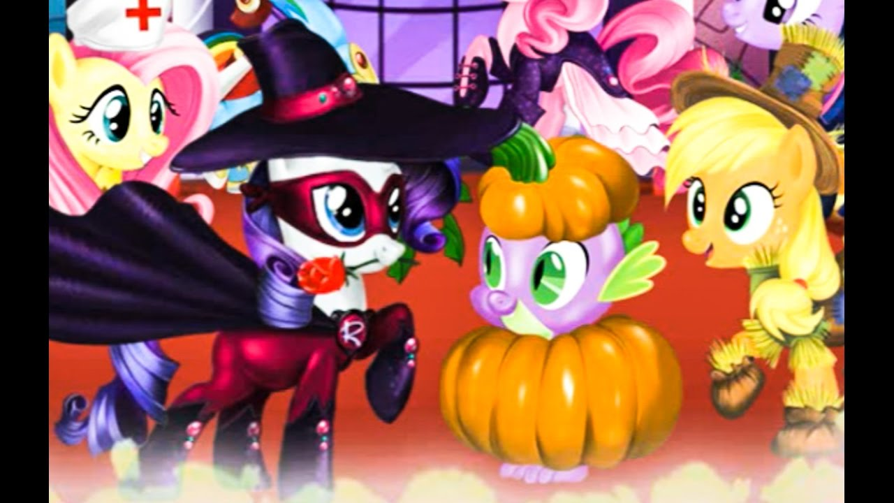 my little pony halloween costumes cartoon game movie for kids mlp friendship is magic