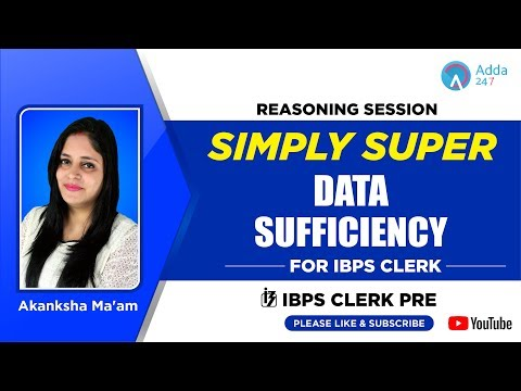 Simply Super | Data Sufficiency | Akanksha Ma'am