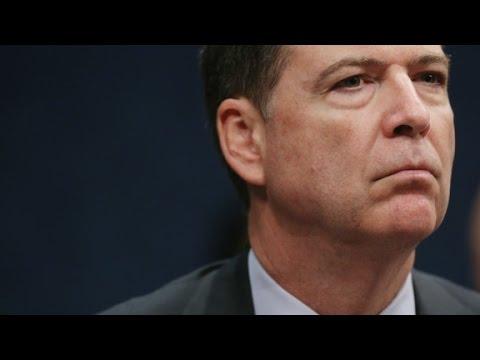 FBI chief links crime spike to 'Ferguson effect'