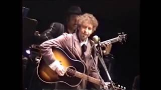 Bob Dylan My Back Pages (ABSOLUTE BEST EVER) LIVE 23 Oct 1998 Minneapolis